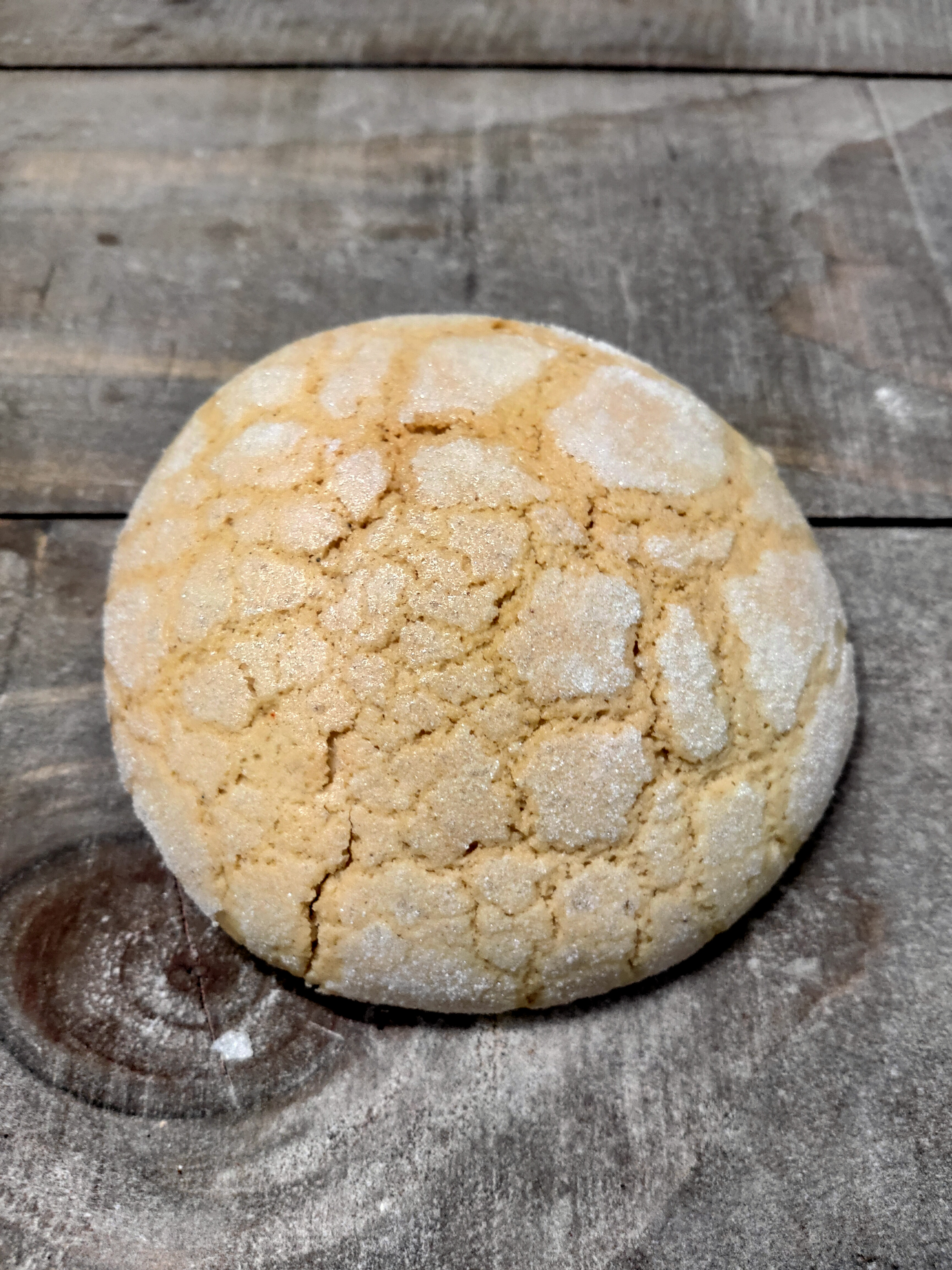 ブリオッシュメロンパン